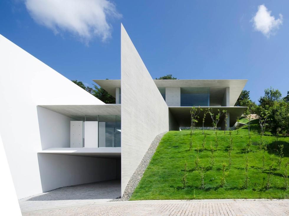 YA HOUSE by KUBOTA ARCHITECT ATELIER ON ARCSTREET 6