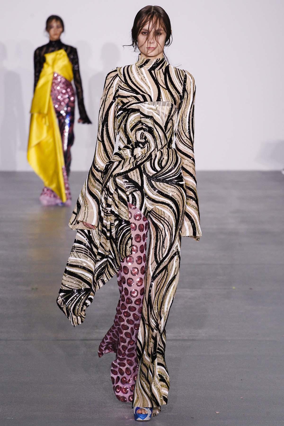 Central Saint Martins Ma Fashion Show