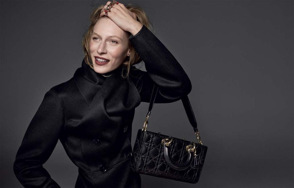 Julia Nobis for Christian Dior Fall_Winter 2016.17 adv campaign on slashitmag fashion 7